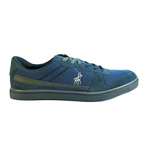 POLO Mens shoes Navy Grey