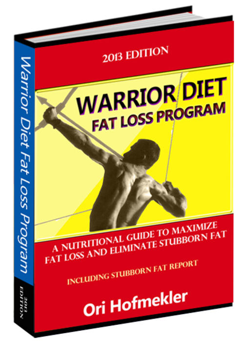 The warrior diet fat loss program
