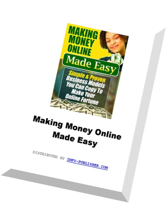 Forex made easy ebook