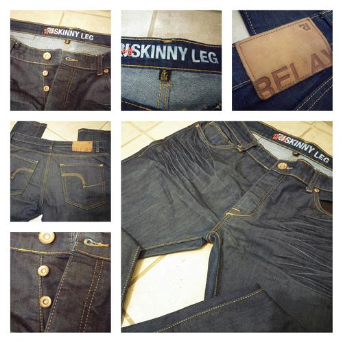 Jeans - MARKHAM - RELAY JEANS