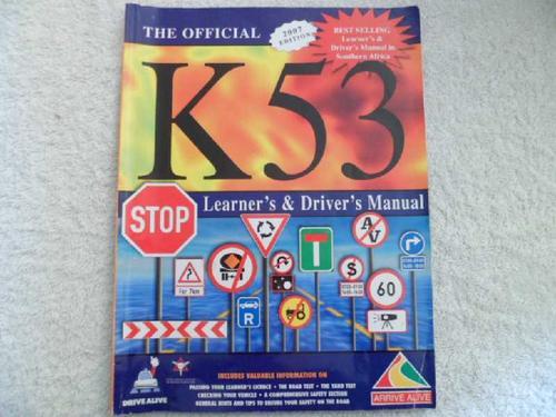 Learner Driver Manual K53 Code 8