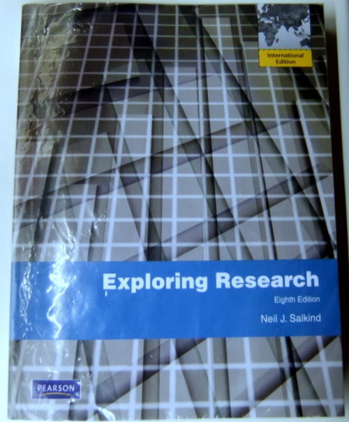 business research methodology books