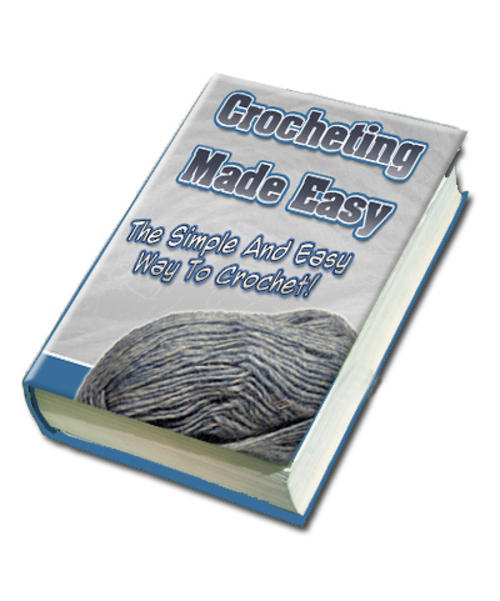Crocheting Made Easy : Crafts & Hobbies - Crocheting made easy - Ebook was listed for R11.99 ...