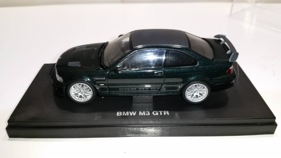 Models Kyosho Bmw M3 Gtr 1 43 Scale Was Listed For R389