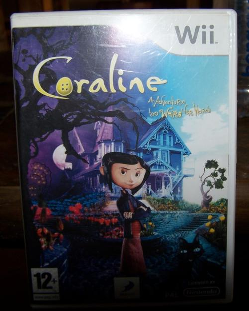 Coraline Wii Game Was Listed For R100.00 On 23 Jun