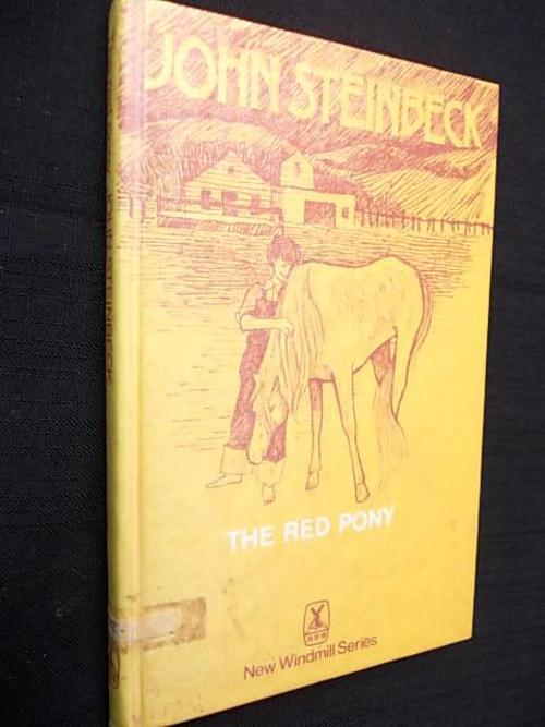 a review of john steinbecks the red pony