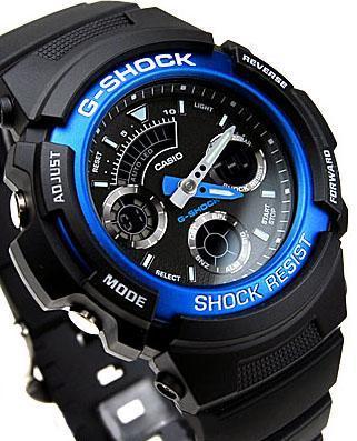 примеру, когда часы мужские g shock недорого наносить