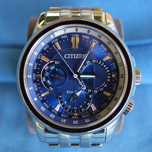 Relojes Citizen Eco Drive 2015