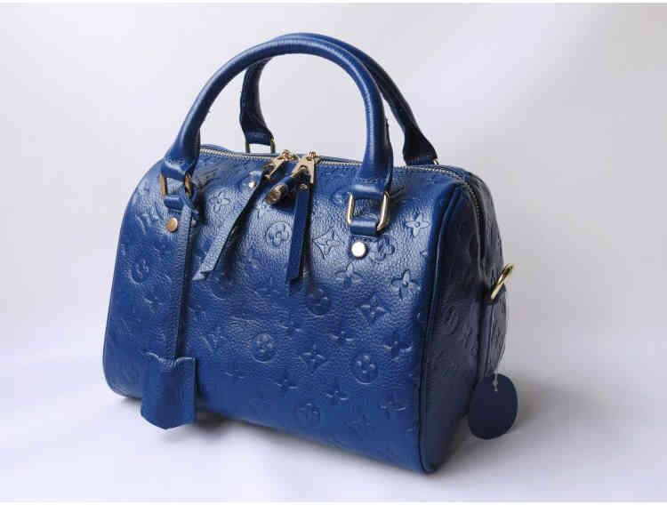 Handbags  Bags - Fashion Leather Handbag (BLUE) for sale in Durban ...