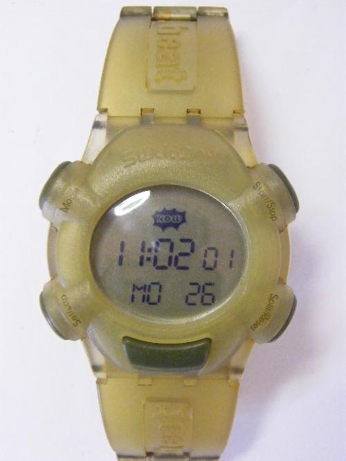 s watches swatch lara yells digital