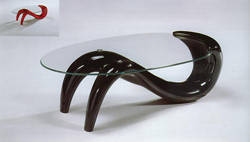 Tables modern glass coffee table for sale in for Coffee tables johannesburg