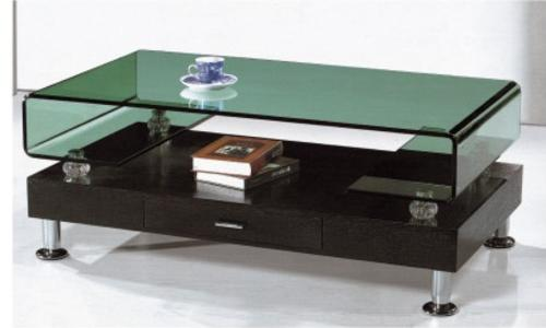 Tables modern glass coffee table with draws for sale in for Coffee tables johannesburg