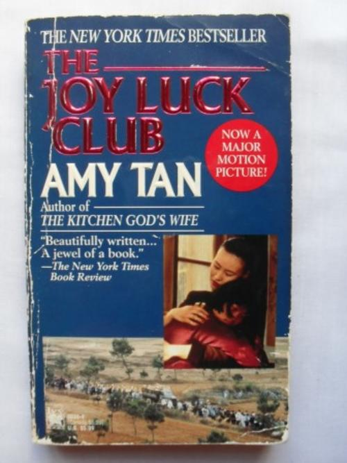 love in the joy luck club by amy tan The joy luck club, published in 1989, written by amy tan, follows four women  and  their mothers use criticisms to show their love to their daughters, but their .