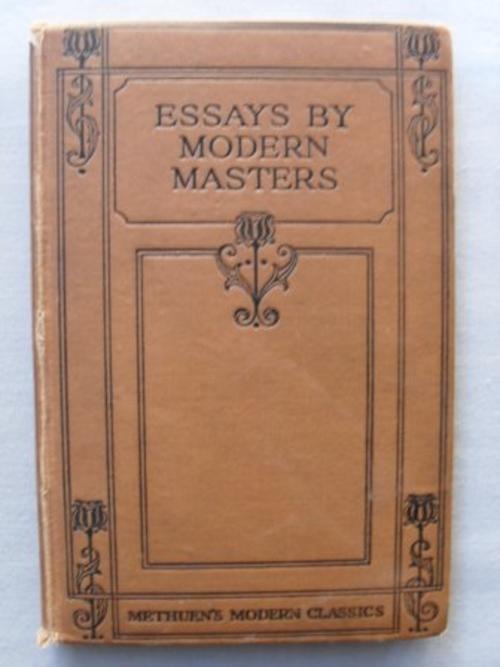 Buy masters essays