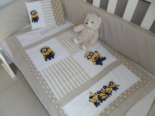gallery for minion bedding