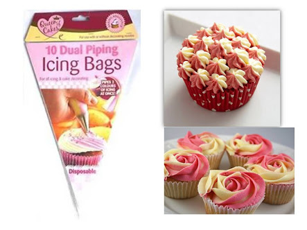 how to make icing bag with plastic bag