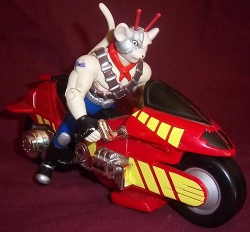 biker mice from mars vinnie helmet -#main