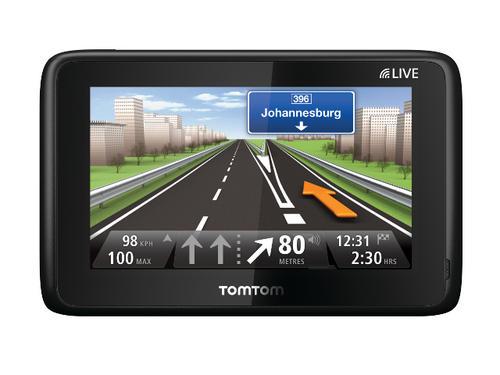 car navigation tomtom go live 1005 larger screen. Black Bedroom Furniture Sets. Home Design Ideas