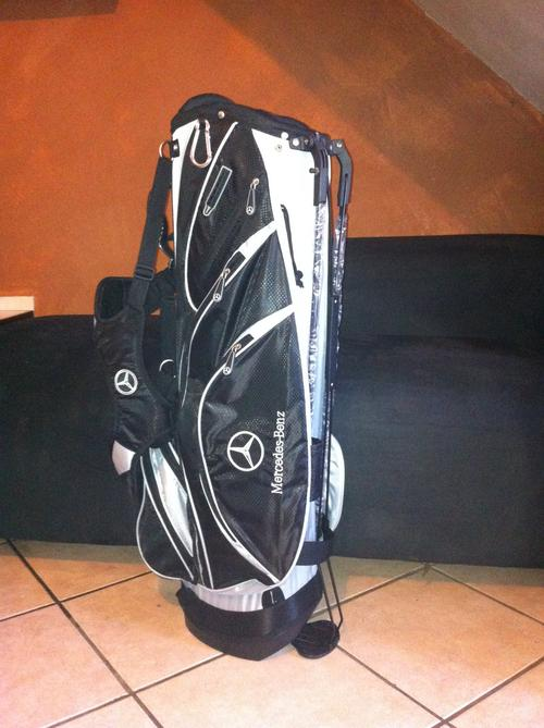 Bags carts mercedes benz golf bag was sold for r1 561 for Mercedes benz golf bag
