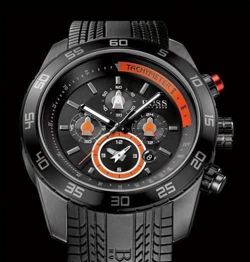 Men 39 S Watches Hugo Boss Gents Motor Sport Watch Ltd