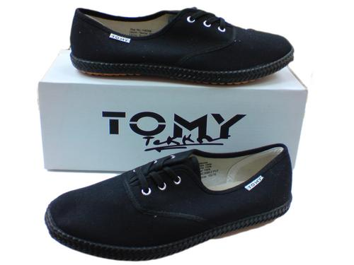 Shoes Tomy Takky Canvas Ladies Sizes 3 To 8 Colours