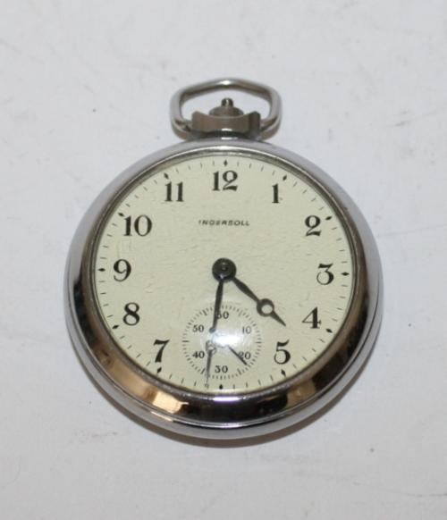 pocket watches ingersoll pocket made in great