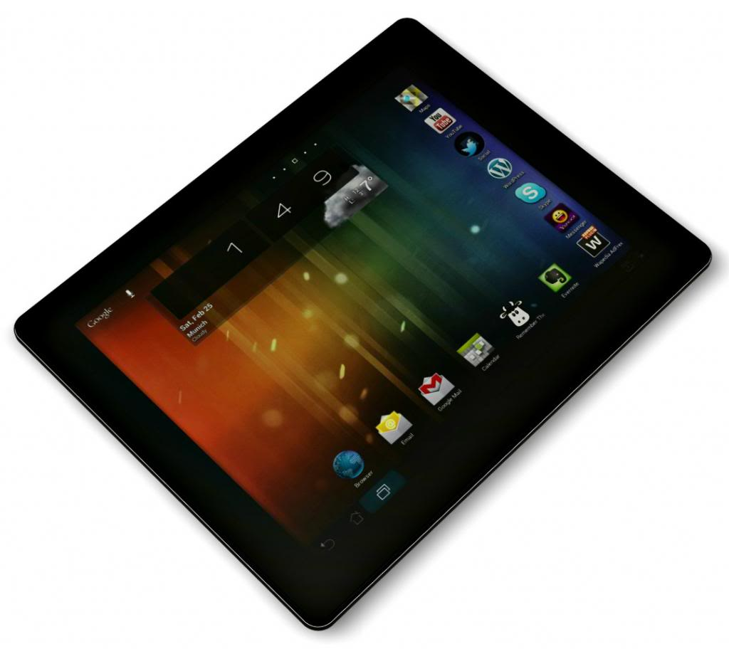 9.7 INCH 3G/PHONE SANSUI ANDROID TABLET - ALL THE FEATURES ...