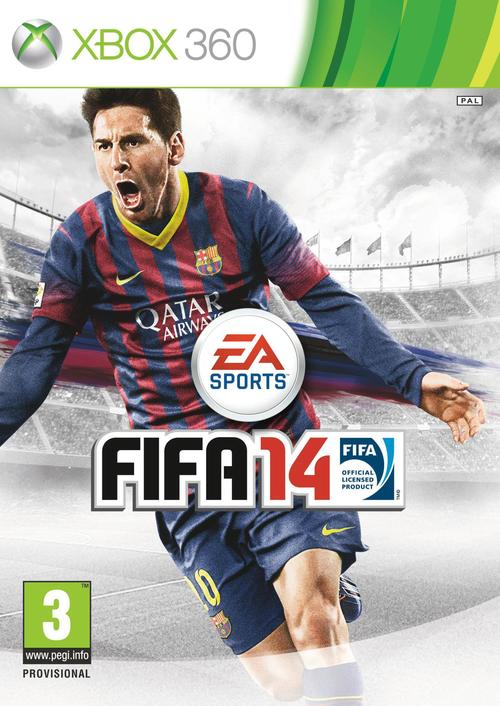 Xbox 360 Video Games New Releases Games - FIFA 14 XBOX 3...