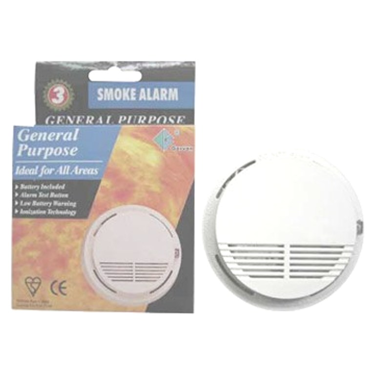 other security surveillance wireless smoke alarm photoelectric for. Black Bedroom Furniture Sets. Home Design Ideas