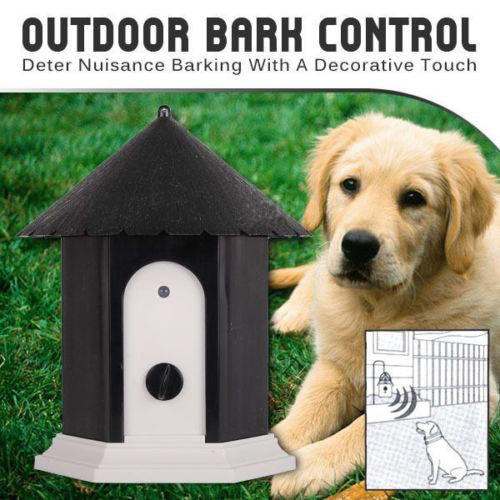 Other Dog Products Outdoor Ultrasonic Deter Nuisance