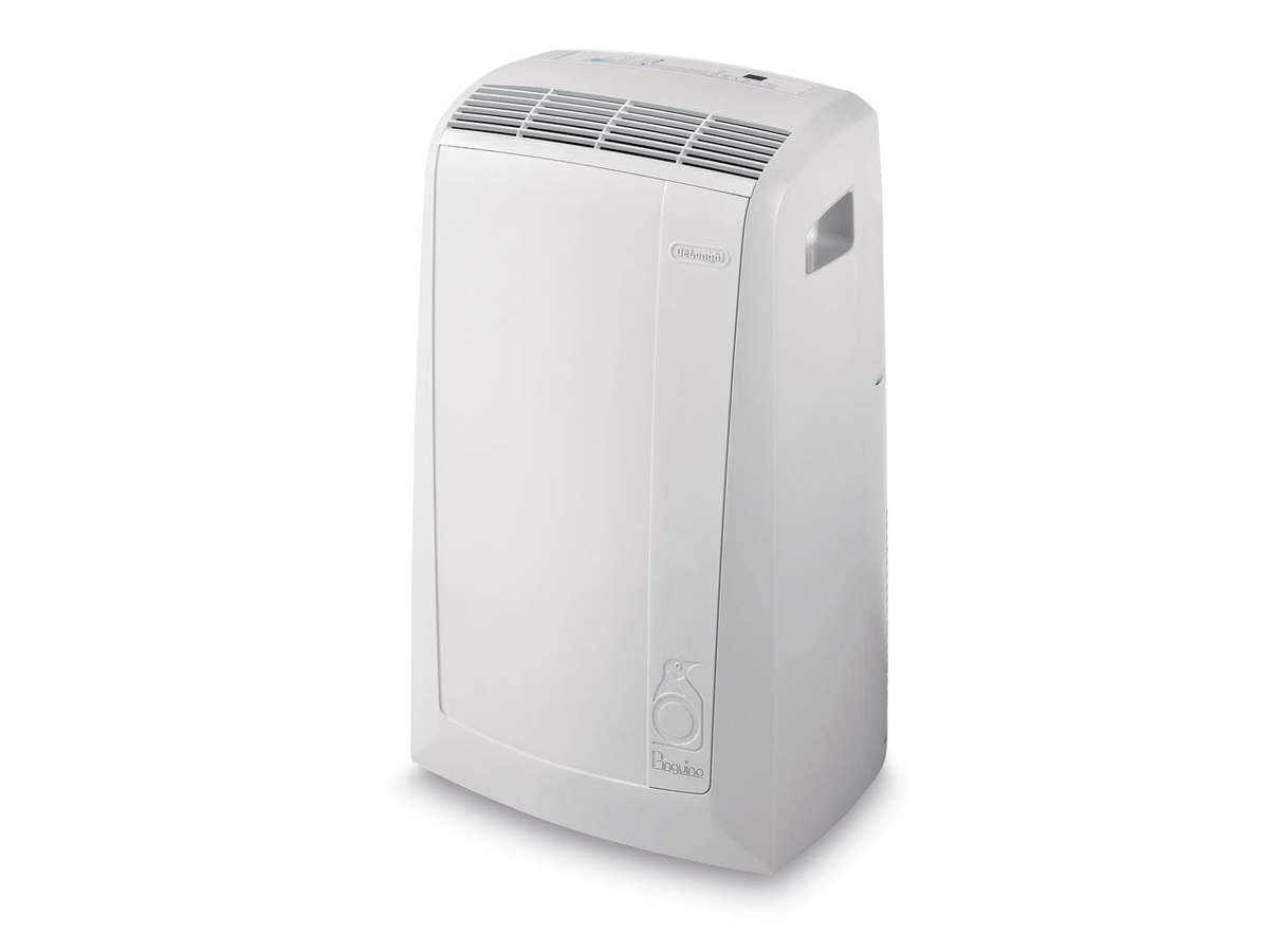 Delonghi Portable Air Conditioner PACN125HP 12500BTU STILL SEALED  #61666A
