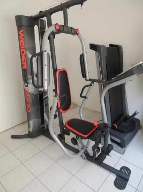 Home gyms benches weider pro system multi