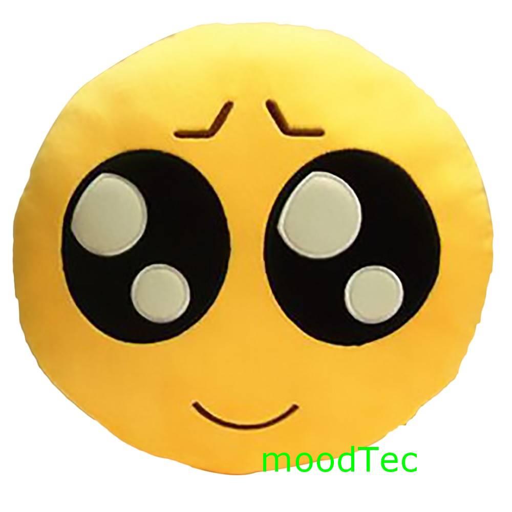 Cushions Qq Emoji Emoticon Cushion Throw Pillow Please