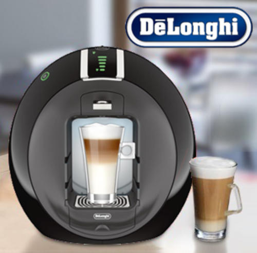 delonghi nescafe dolce gusto circolo capsule espresso. Black Bedroom Furniture Sets. Home Design Ideas