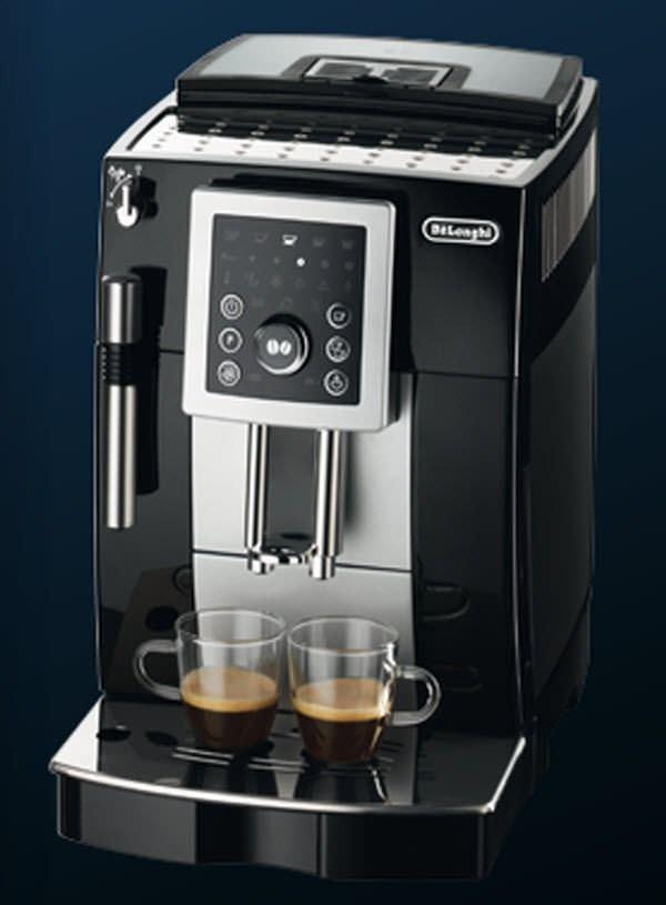 tea coffee makers delonghi automatic espresso. Black Bedroom Furniture Sets. Home Design Ideas