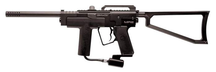 Guns & Markers - Spyder MR2 - Fully Automatic Paintball ...