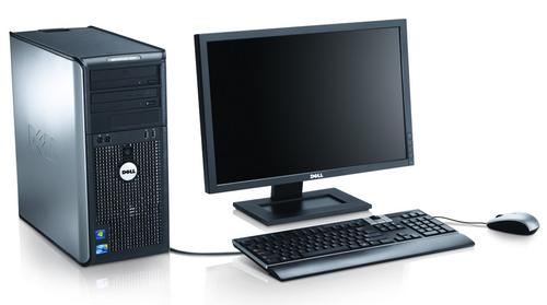desktops with crt dell optiplex gx380 17 lcd win 7. Black Bedroom Furniture Sets. Home Design Ideas