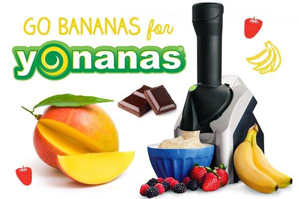 Blenders Yonanas Iced Dessert Maker For Sale In