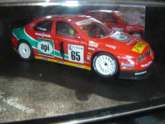Alfa Romeo 156 Btcc Super Touring Car: Pro Slot Alfa Romeo 156 Touring Car Was Sold For