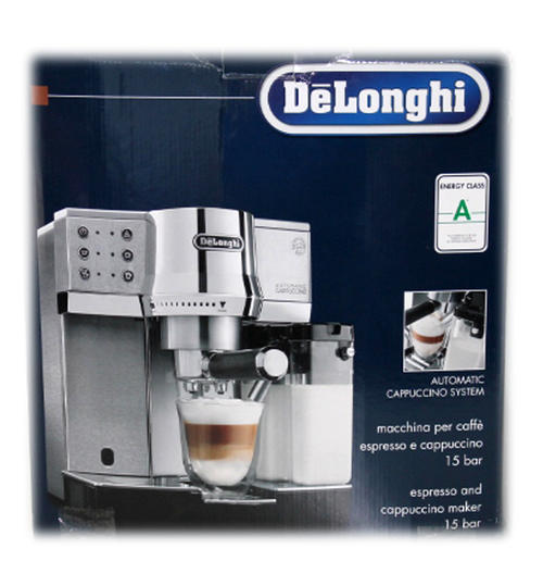 Tea & Coffee Makers - delonghi ec850.m automatic cappuccino system was listed for R3,499.00 on 4 ...
