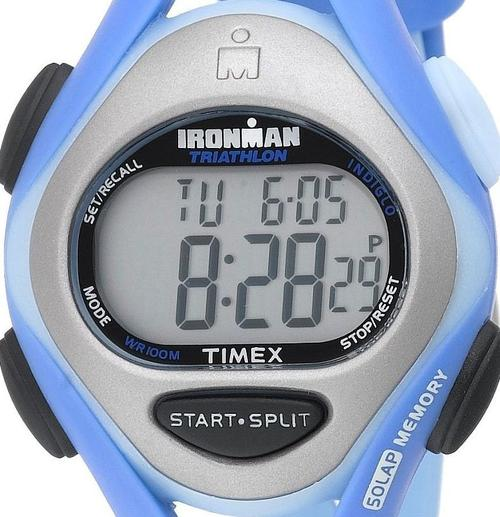 user manual for timex ironman triathlon watch