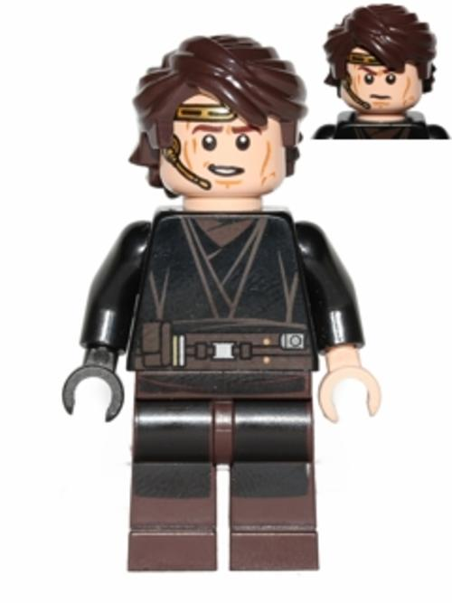 Download image Lego Star Wars Anakin Minifigure PC, Android, iPhone ...
