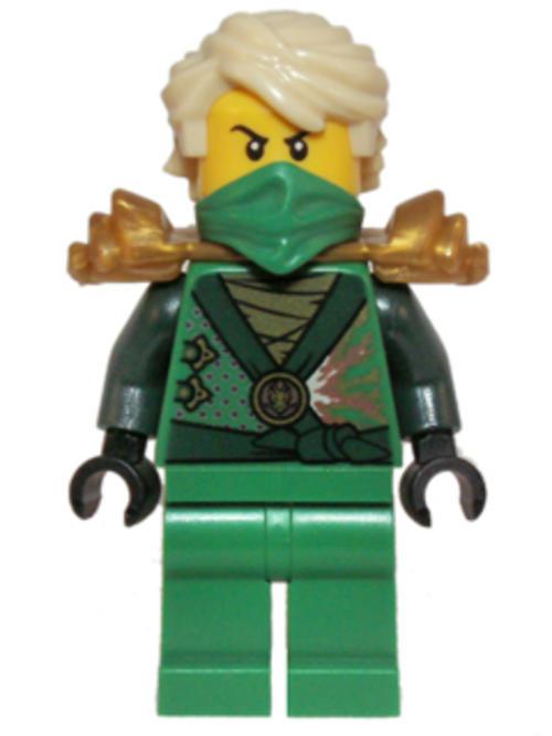 lego ninjago lloyd - photo #17