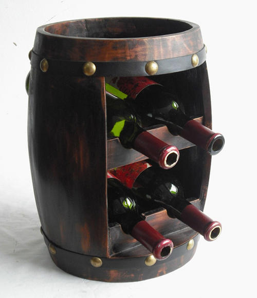 Small Wooden Wine Racks ~ Racks stands wooden wine rack small was sold for